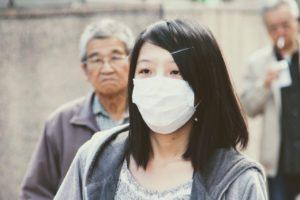 新型コロナウィルスが日本を襲う!予防にはマスク着用!原因や治療、その感染経路は!?