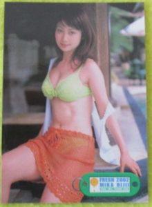 肘井美佳の水着姿を動画と画像で一挙公開!19歳のアイドル水着姿が見れる!
