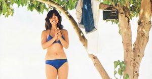 宮崎美子の若い頃と今の水着画像!驚異の体型進化!より引き締まってより美しく!