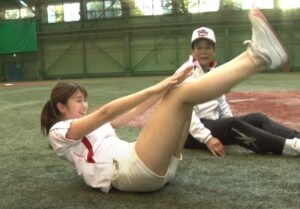 稲村亜美の「すじ画像」とは何?放送事故レベルの筋肉が招いたハプニングに迫る!
