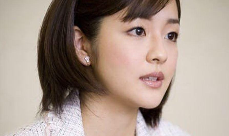 鈴木奈穂子の出産後のカップは?衣装やスタイルの変化!
